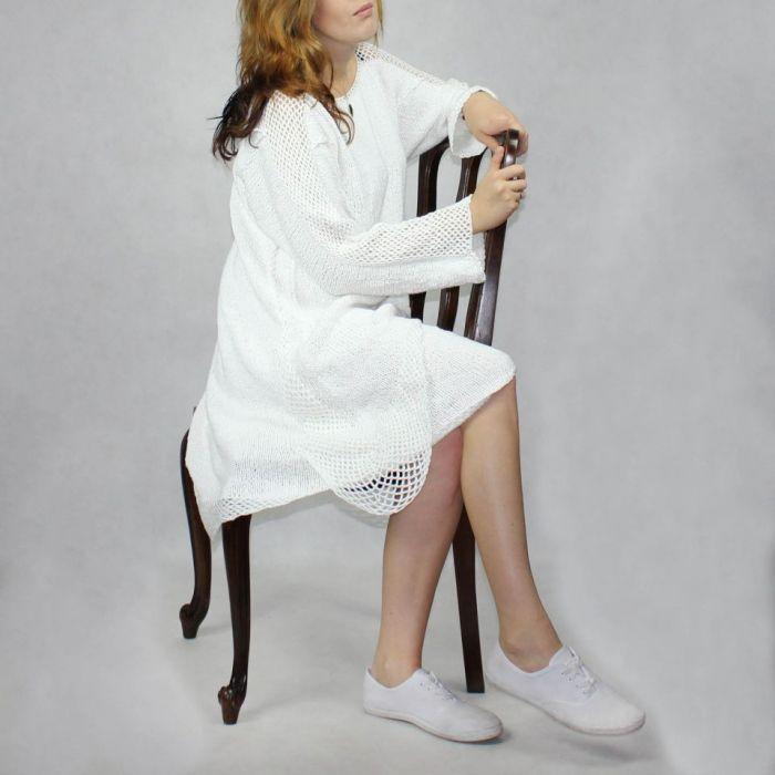 Sukienka handmade