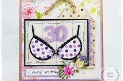 Kartka z okazji 30 urodzin #1