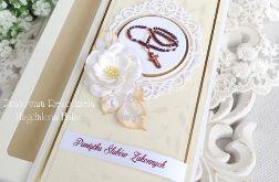 Kartka w pudełku z okazji Ślubów Zakonnych 33