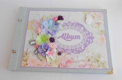 Album z kwiatami, A4 w pudełku