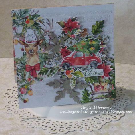 Kartka świąteczna *81