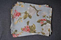 4 podkładki pod talerze - magnolie