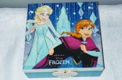 pudełko kraina lodu