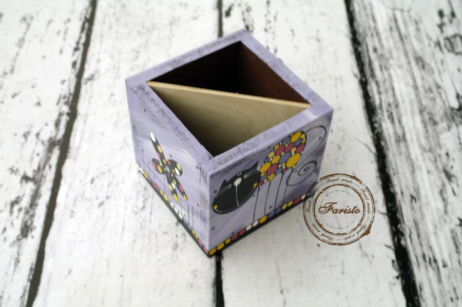 pudełko na kredki