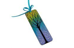 Magia drzew zakładka do książki
