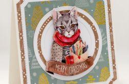 Kartka świąteczna KBN18027