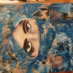 """Obraz """"The eyes"""""""