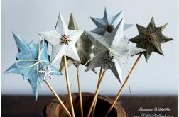 Dekoracja świąteczna, na patyku #5