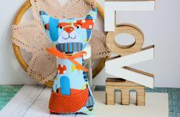 Kotek dla maluszka - Mruczek - Marcinek-18 cm
