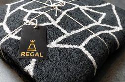 Ręcznik bawełniany #wilk Regal Cotton