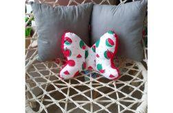 Poduszka motylek - arbuzy