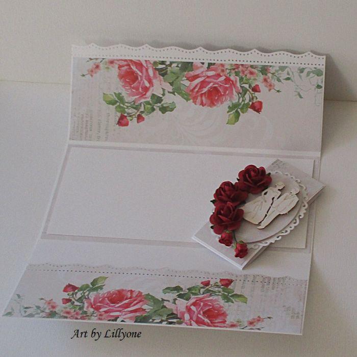 Kopertówka ślubna z opaską #2/2020 - Wnętrze kartki