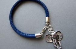 bransoletka ze słoniem