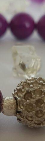 Ametystowy marmur- kamienie naturalne