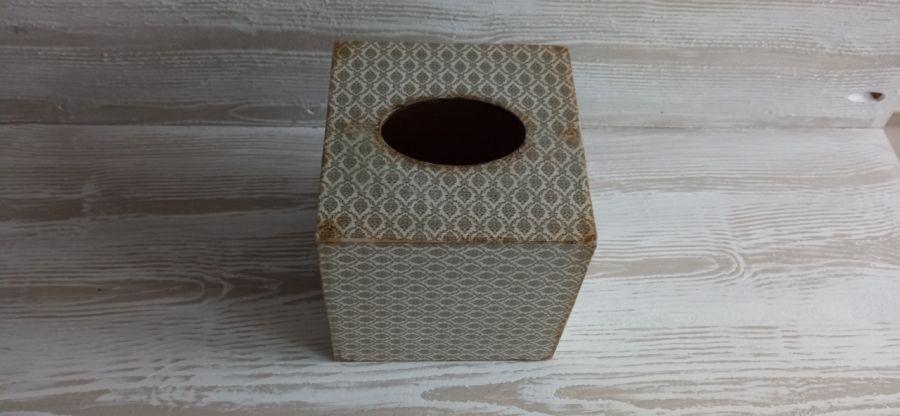 Klasyczny chustecznik - Oryginalne pudełko na chusteczki
