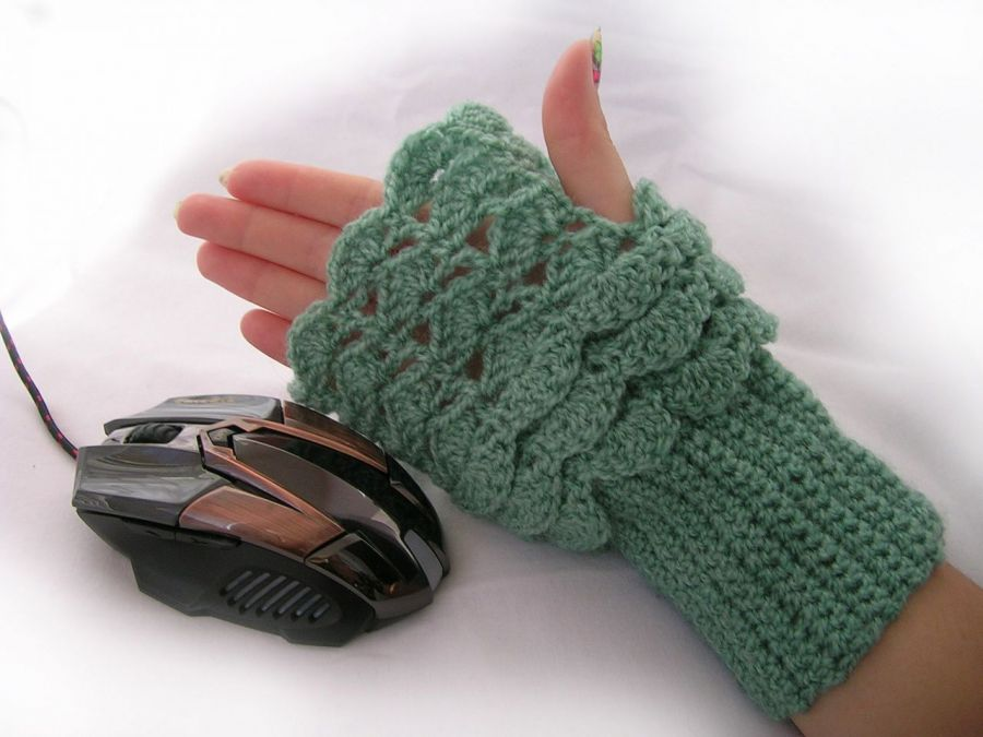 Rękawiczka, ocieplacz komputerowy