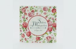 Zaproszenia Ślubne Tiny Roses
