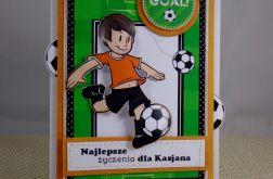 dla młodego piłkarza