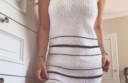 sukienka letnia na ramiączka