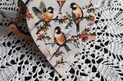 Serce z ptaszkami 1