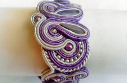 Purple&silwer