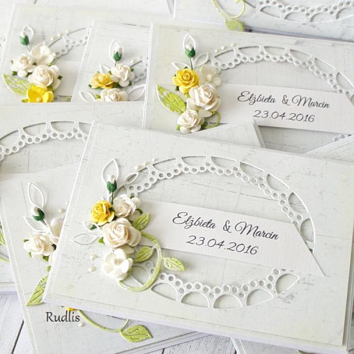 Zaproszenia na ślub I