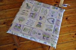 Poduszka na krzesło - Lato w Prowansji