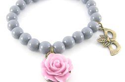 Bransoletka róża