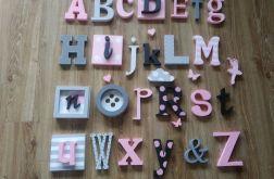 alfabet Hand Made