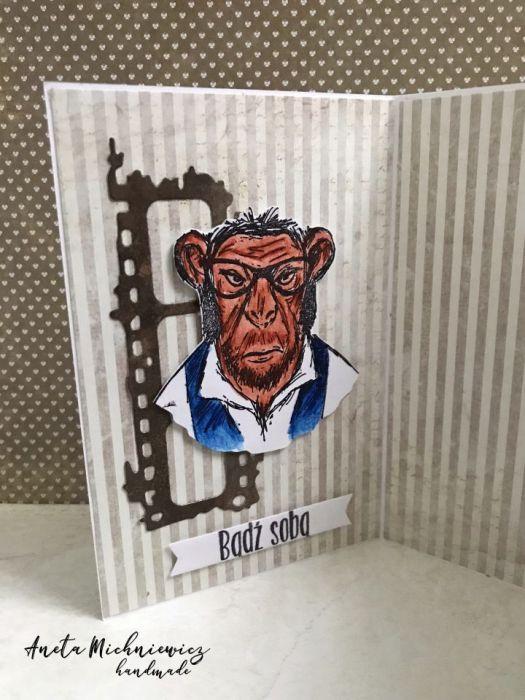 Kartka dla Mężczyzny #1 - Środek