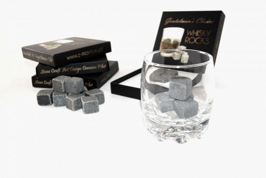 Kamienie do drinków z Twoim LOGO 10 szt. -