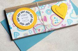 kartka - kopertówka :: słodkiego życia