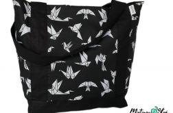EKO Torba / Shopper ~ 100% bawełna ~ origami