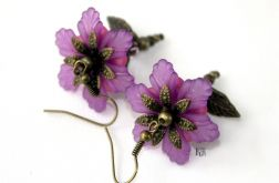 Kolczyki Kwiaty - 11