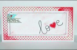 Love - kartka oklicznościowa
