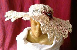 Romantyczny kapelusz dla Damy