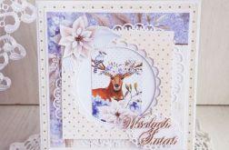 Kartka na Boże Narodzenie WinterTales2 GOTOWA