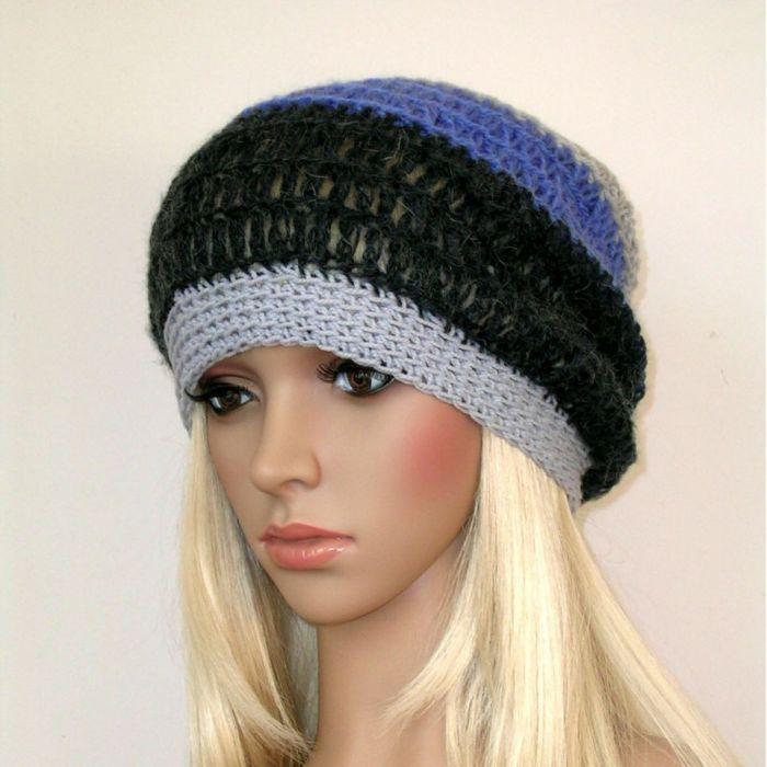 W stylu BOHO - czapka 3
