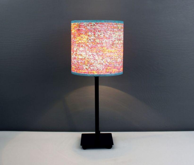 Lampa stojąca biurkowa nocna dWUFALE inter S - Lampa daje ładne, rozproszone światło