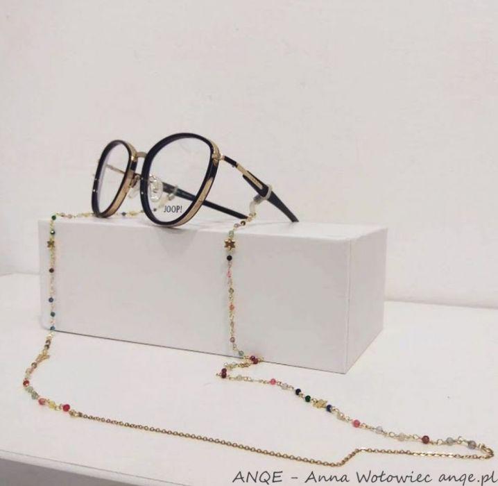 Łańcuszek do okularów - model 1
