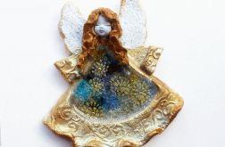 Anioł ceramiczny Felicja 09