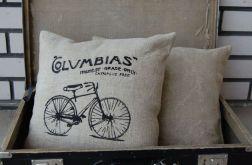 """Poszewki vintage """"Columbias"""" 35x35"""