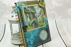 Pamiętnik/ notatnik- smoki i elfy