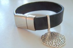 Ażurowy filigran - srebro