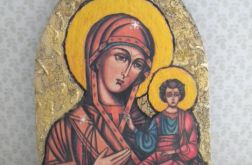 Matka Boża z Dzieciątkiem -ikona