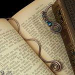 Kolorowy Hematyt - Zakładka do książki
