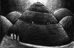 Góra - oryginalny rysunek 9903
