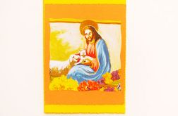 Kartka z Panem Jezusem (w nr 28)