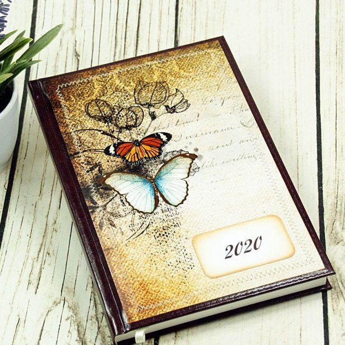 Kalendarz 2020 - motyle