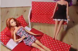 Mebelki dla lalek Barbie